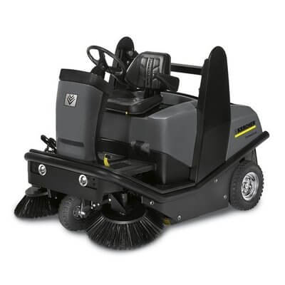 Karcher KM120/150R Floor Sweeper - Ride-on